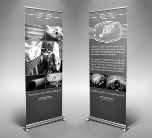 pull up banner ideas